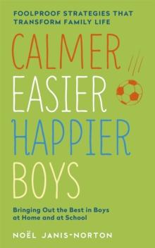 Image for Calmer, easier, happier boys