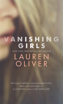 Image for Vanishing girls