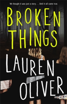 Image for Broken things