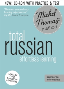 Image for Total Russian with the Michel Thomas Method