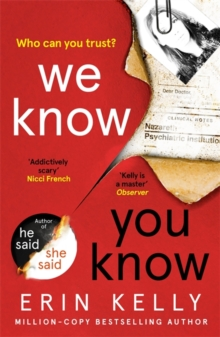 Image for We know you know