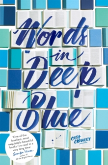 Image for Words in deep blue