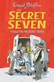 Image for Puzzle for the Secret Seven