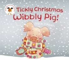 Image for Tickly Christmas, Wibbly Pig!