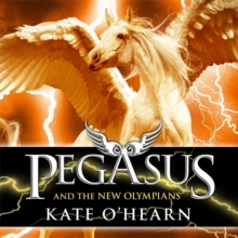 Image for Pegasus and the new Olympians