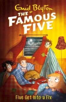 Image for Five get into a fix
