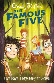 Image for Five have a mystery to solve