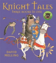 Image for Knight tales  : three books in one