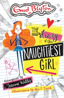 Image for The diary of the naughtiest girl
