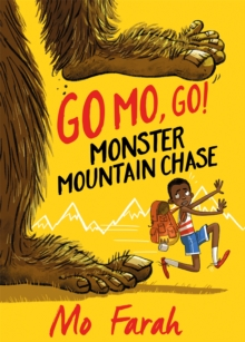 Image for Monster mountain chase