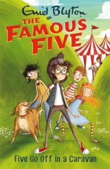 Image for Five go off in a caravan
