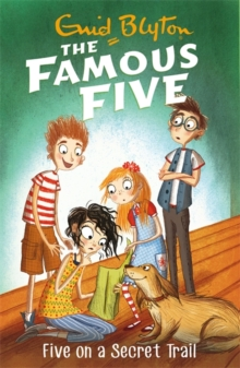 Image for Five on a secret trail