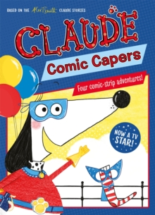 Image for Claude comic capers