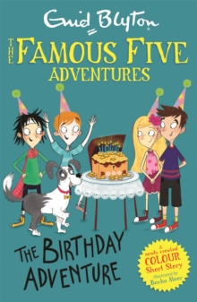 Image for The birthday adventure