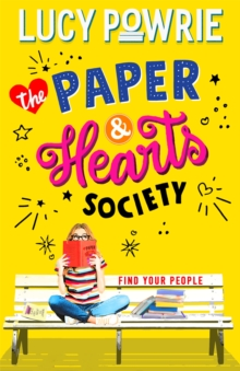 Image for The Paper & Hearts SocietyBook 1