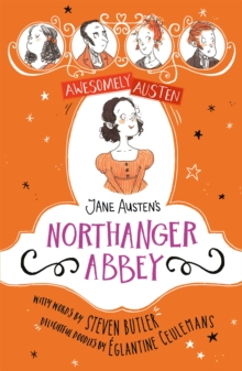 Image for Awesomely Austen - Illustrated and Retold: Jane Austen's Northanger Abbey