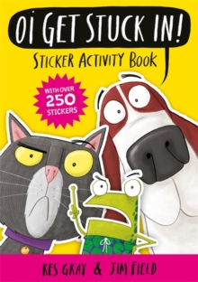 Image for Oi Get Stuck In! Sticker Activity Book