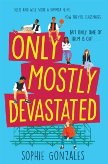 Only mostly devastated - Gonzales, Sophie