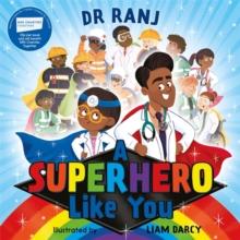 Image for A superhero like you