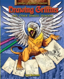 Image for Drawing griffins and other winged wonders