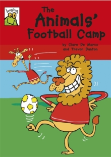 Image for The animals' football camp