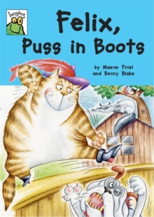 Image for Felix, puss in boots