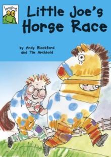 Image for Little Joe's horse race