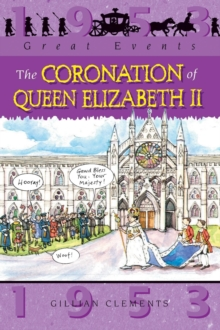 Image for The coronation of Queen Elizabeth