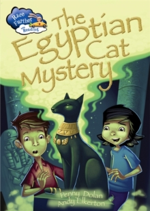 Image for The Egyptian cat mystery