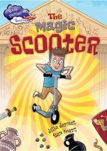 Image for The magic scooter