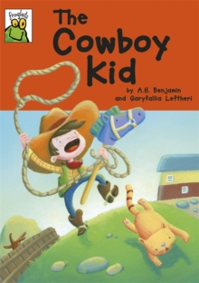 Image for The cowboy kid