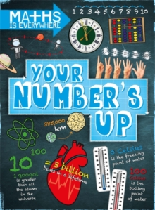 Image for Your number's up  : digits, number lines, negative and positive numbers