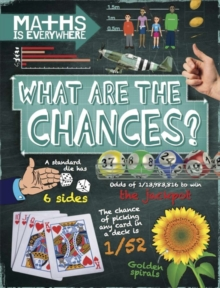 Image for What are the chances?  : probability, statistics, ratios and proportions