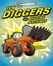 Image for Ten diggers and digging machines