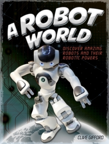 Image for A robot world