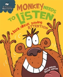 Image for Monkey needs to listen