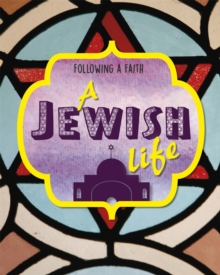 Image for A Jewish life