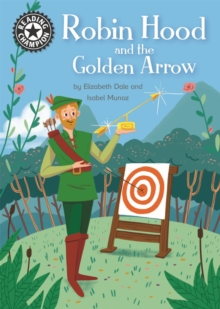 Image for Robin Hood and the golden arrow