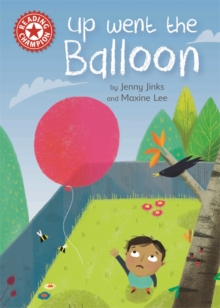 Image for Up went the balloon