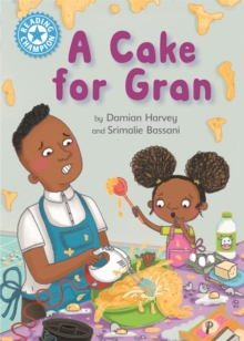 Image for A cake for Gran