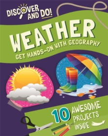 Image for Weather  : get hands-on with geography
