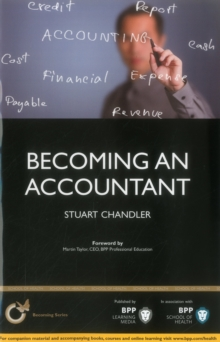 Image for Becoming an Accountant: Is Accountancy Really the Career for You? : Study Text