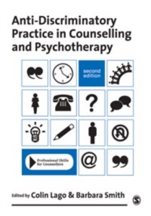Image for Anti-discriminatory practice in counselling & psychotherapy