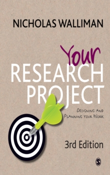 Image for Your research project: designing and planning your work