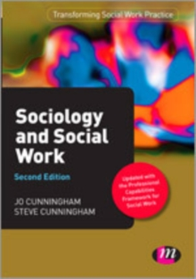 Image for Sociology and social work