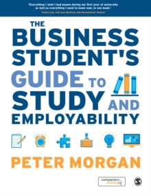Image for The business student's guide to study and employability