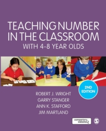 Image for Teaching number in the classroom with 4-8 year olds