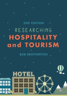 Image for Researching hospitality and tourism