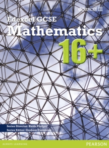 Image for Edexcel GCSE mathematics 16+