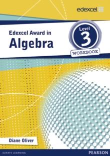 Image for Edexcel award in algebra: Level 3